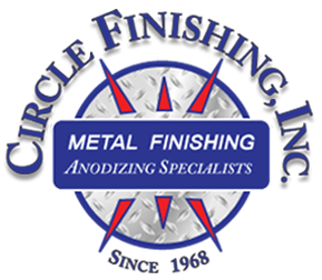 Circle Finishing Logo